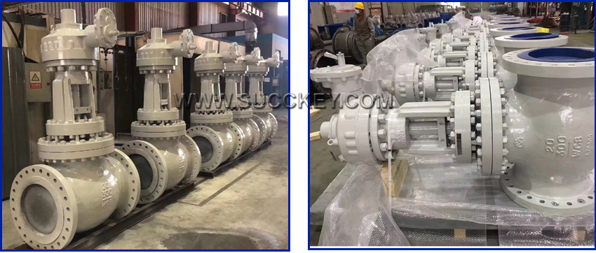 Full Rotary Valve Drive For Gate Valve